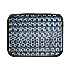 Texture Pattern Metal Netbook Case (small)