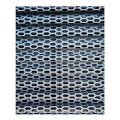 Texture Pattern Metal Shower Curtain 60  x 72  (Medium)