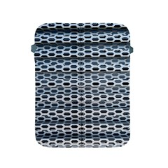 Texture Pattern Metal Apple Ipad 2/3/4 Protective Soft Cases