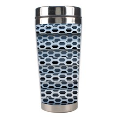 Texture Pattern Metal Stainless Steel Travel Tumblers