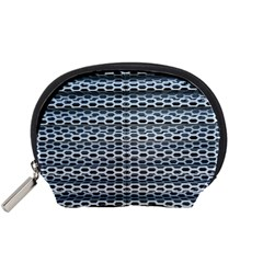 Texture Pattern Metal Accessory Pouches (small)