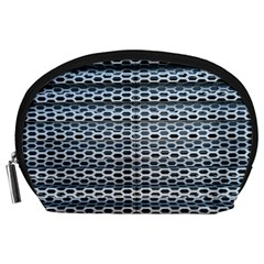 Texture Pattern Metal Accessory Pouches (large)