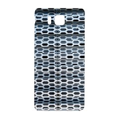 Texture Pattern Metal Samsung Galaxy Alpha Hardshell Back Case