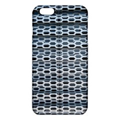 Texture Pattern Metal Iphone 6 Plus/6s Plus Tpu Case