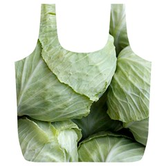 Cabbage Full Print Recycle Bags (L)