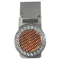 Dirty Pattern Roof Texture Money Clips (CZ)