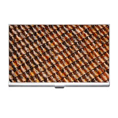 Dirty Pattern Roof Texture Business Card Holders