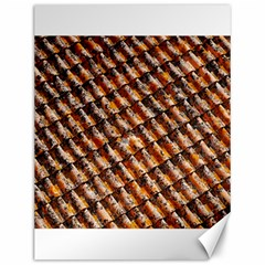 Dirty Pattern Roof Texture Canvas 12  X 16