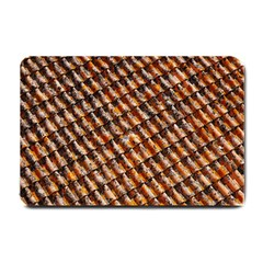 Dirty Pattern Roof Texture Small Doormat
