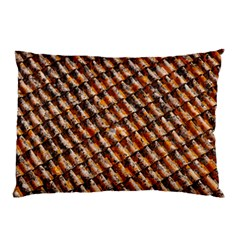 Dirty Pattern Roof Texture Pillow Case (two Sides)