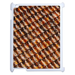 Dirty Pattern Roof Texture Apple Ipad 2 Case (white)