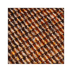 Dirty Pattern Roof Texture Acrylic Tangram Puzzle (6  X 6 )