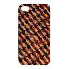 Dirty Pattern Roof Texture Apple iPhone 4/4S Premium Hardshell Case