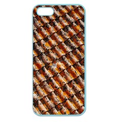 Dirty Pattern Roof Texture Apple Seamless Iphone 5 Case (color)