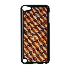 Dirty Pattern Roof Texture Apple Ipod Touch 5 Case (black)