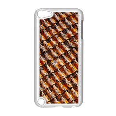 Dirty Pattern Roof Texture Apple iPod Touch 5 Case (White)