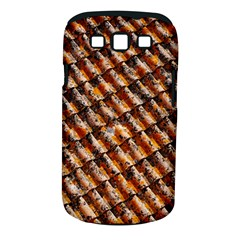 Dirty Pattern Roof Texture Samsung Galaxy S Iii Classic Hardshell Case (pc+silicone)