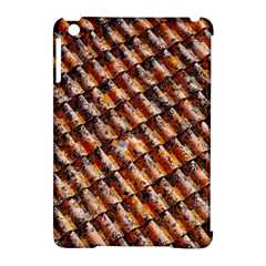 Dirty Pattern Roof Texture Apple iPad Mini Hardshell Case (Compatible with Smart Cover)