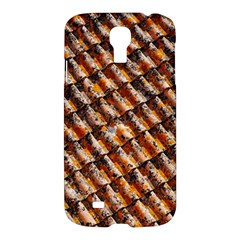 Dirty Pattern Roof Texture Samsung Galaxy S4 I9500/i9505 Hardshell Case