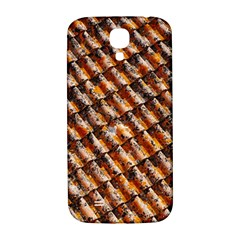 Dirty Pattern Roof Texture Samsung Galaxy S4 I9500/i9505  Hardshell Back Case