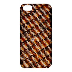 Dirty Pattern Roof Texture Apple Iphone 5c Hardshell Case