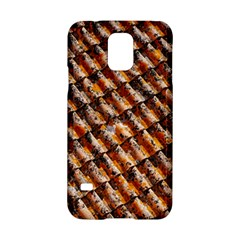Dirty Pattern Roof Texture Samsung Galaxy S5 Hardshell Case
