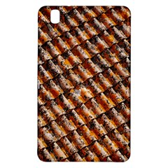 Dirty Pattern Roof Texture Samsung Galaxy Tab Pro 8.4 Hardshell Case