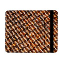 Dirty Pattern Roof Texture Samsung Galaxy Tab Pro 8 4  Flip Case