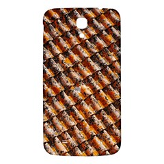 Dirty Pattern Roof Texture Samsung Galaxy Mega I9200 Hardshell Back Case