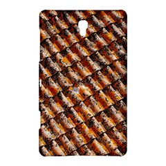 Dirty Pattern Roof Texture Samsung Galaxy Tab S (8.4 ) Hardshell Case