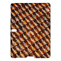 Dirty Pattern Roof Texture Samsung Galaxy Tab S (10.5 ) Hardshell Case