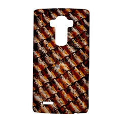Dirty Pattern Roof Texture LG G4 Hardshell Case