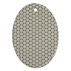 Background Website Pattern Soft Ornament (Oval)