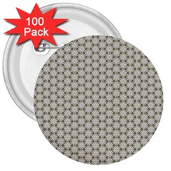 Background Website Pattern Soft 3  Buttons (100 pack)