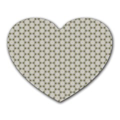 Background Website Pattern Soft Heart Mousepads