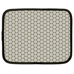 Background Website Pattern Soft Netbook Case (Large)