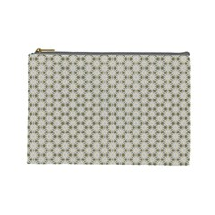 Background Website Pattern Soft Cosmetic Bag (large)