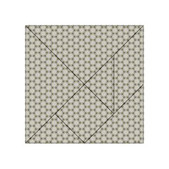 Background Website Pattern Soft Acrylic Tangram Puzzle (4  X 4 )