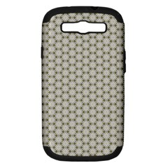 Background Website Pattern Soft Samsung Galaxy S Iii Hardshell Case (pc+silicone)