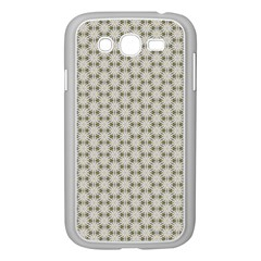 Background Website Pattern Soft Samsung Galaxy Grand Duos I9082 Case (white)