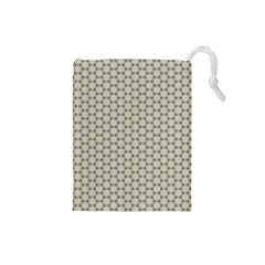 Background Website Pattern Soft Drawstring Pouches (Small)