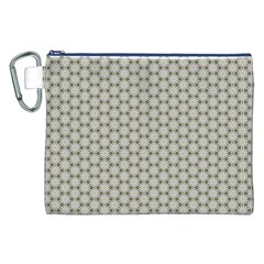 Background Website Pattern Soft Canvas Cosmetic Bag (XXL)