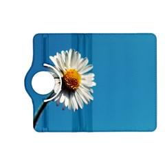 Daisy On Blue Kindle Fire HD (2013) Flip 360 Case