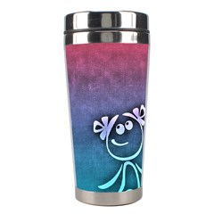 Funny Love Stainless Steel Travel Tumblers