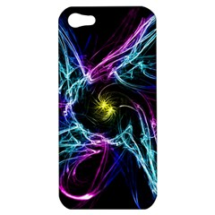Abstract Art Color Design Lines Apple iPhone 5 Hardshell Case