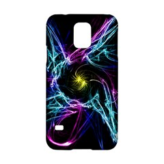Abstract Art Color Design Lines Samsung Galaxy S5 Hardshell Case