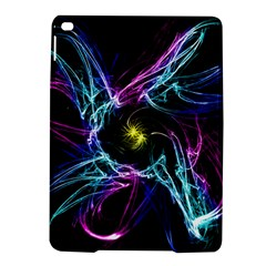 Abstract Art Color Design Lines iPad Air 2 Hardshell Cases