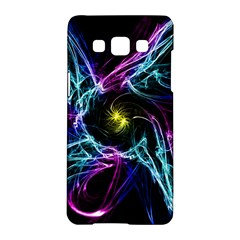 Abstract Art Color Design Lines Samsung Galaxy A5 Hardshell Case