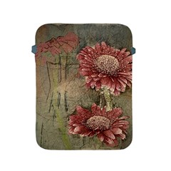 Flowers Plant Red Drawing Art Apple Ipad 2/3/4 Protective Soft Cases