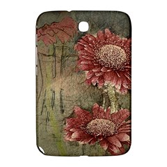Flowers Plant Red Drawing Art Samsung Galaxy Note 8 0 N5100 Hardshell Case